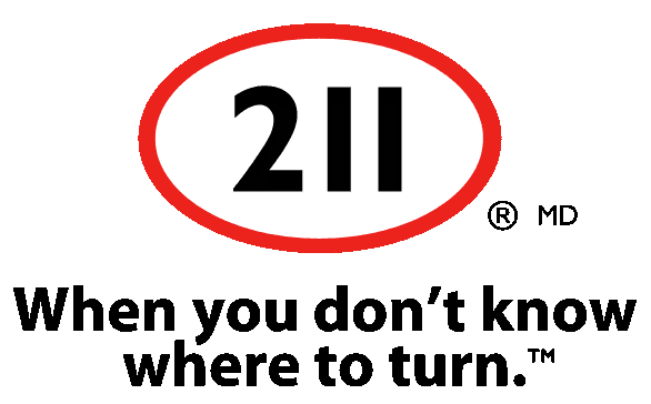211 Telephone Number Logo
